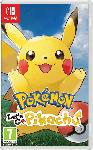 Saturn Pokémon: Let's Go, Pikachu!