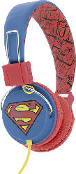 OTL Superman Vintage Tween, On-ear Kopfhörer  Mehrfarbig