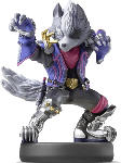 Saturn Wolf - amiibo Super Smash Bros. Collection