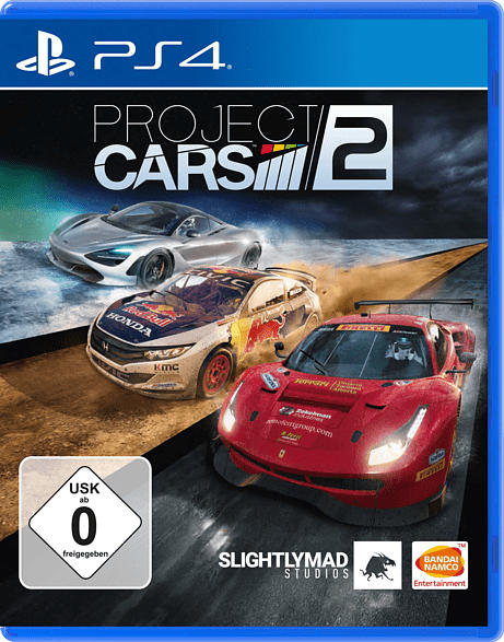 Project Cars 2 [PlayStation 4]
