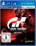 Saturn PlayStation Hits: Gran Turismo Sport