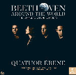 Saturn Beethoven Around the World-Compl.String Quartets