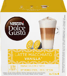 Latte Macchiato Vanilla (2x 8 Kapseln)