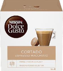 Cortado Espresso Macchiato (16 Kapseln)