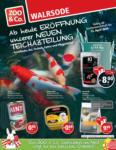 ZOO & Co. Neueröffnung - Teichabteilung - bis 12.04.2020