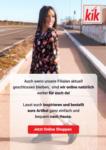 KiK Jetzt Online Shoppen! - bis 19.04.2020