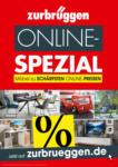 Zurbrüggen Online Spezial - bis 31.05.2020