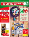 EUROSPAR EUROSPAR Flugblatt 02.04. bis 15.04. Oberösterreich - bis 15.04.2020