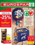 EUROSPAR EUROSPAR Flugblatt 02.04. bis 15.04. Wien, Niederösterreich & Burgenland - bis 15.04.2020