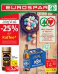 EUROSPAR EUROSPAR Flugblatt 02.04. bis 15.04. Steiermark - bis 15.04.2020