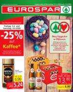 EUROSPAR Flugblatt 02.04. bis 15.04. Kärnten