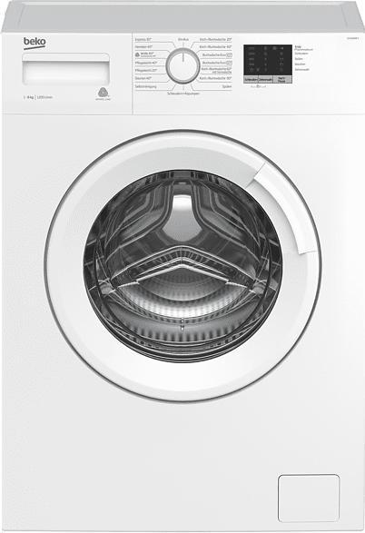 Waschmaschine 6kg 1200 U/Min. A+++ Weiß EV 62000 Y