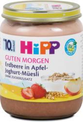 Hipp Babybrei Guten Morgen Apfel-Joghurt-Müesli