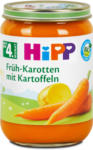 dm Hipp Babybrei Früh-Karotten mit Kartoffeln