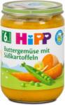 dm Hipp Babybrei Buttergemüse mit Süßkartoffeln
