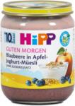 dm Hipp Guten Morgen Fruchtbrei Blaubeere in Apfel-Joghurt-Müesli
