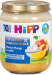 dm Hipp Für kleine Feinschmecker Pfirsich-Mango in Apfel