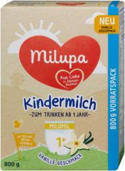 Milupa Kindermilch mit Vanille-Geschmack 1+