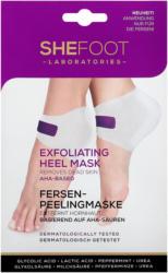 SheFoot Fersen-Peelingmaske, 1 Paar