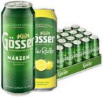 PENNY Gösser Märzen, Naturradler od. Naturgold - bis 04.04.2020