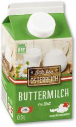 Ich bin Österreich  Buttermilch