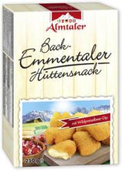 Almtaler Back-Emmentaler Hüttensnack*