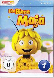 Die Biene Maja - DVD 1 - Folge 1-7