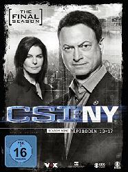 CSI: NY:Season 9.2:Episode 10-17