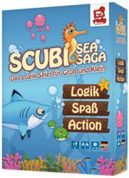 Scubi Sea Saga - Das Logikspiel für Groß und Klein