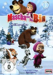 Mascha und der Bär, Vol. 3 - Holiday on Ice