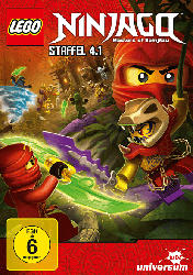 Lego Ninjago: Meister des Spinjitzu 4.1