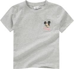 Micky Maus T-Shirt mit Brusttasche (Nur online)