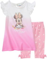 Minnie Maus T-Shirt und Caprileggings im Set