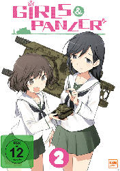 Girls und Panzer: Vol. 2 (Ep. 5-8)