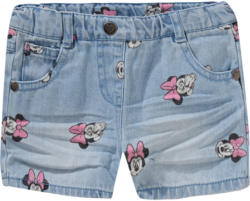 Minnie Maus Shorts mit Allover-Motiv