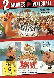 Asterix und die Wikinger / Asterix im Land der Götter