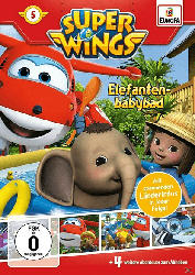Super Wings 5 - Elefantenbabybad