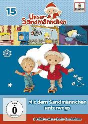 Unser Sandmännchen - 015/mit dem Sandmännchen Unterwegs
