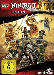 LEGO Ninjago Staffel 9.1