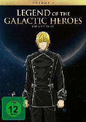 Legend of the Galactic Heroes: Die Neue These: Vol. 1