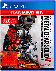 PlayStation Hits: Metal Gear Solid V - Definitive Experience
