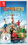 Saturn Sports Party