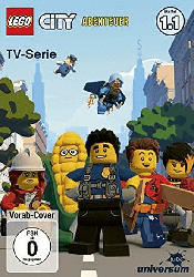 Lego City Abenteuer Staffel 1.1