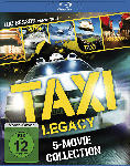 Saturn Taxi Legacy - 5 Movie Collection