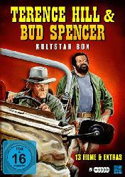 Terence Hill & Bud Spencer: Kultstart Box