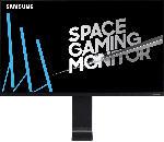 Saturn Gaming Monitor Space LS32R750QEUXEN, 32 Zoll, 144Hz, Schwarz