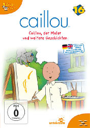 Caillou - Vol. 16: Maler