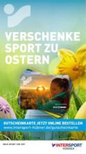 Sport zu Ostern verschenken