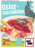 Maximarkt - Osterspezialitäten