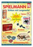 Spielmann Schluss mit Langeweile! - bis 31.05.2020